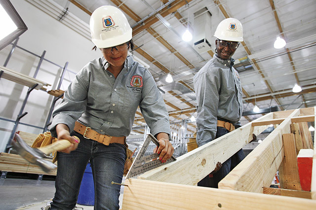 Carpenters International Training Center (ITC) - United