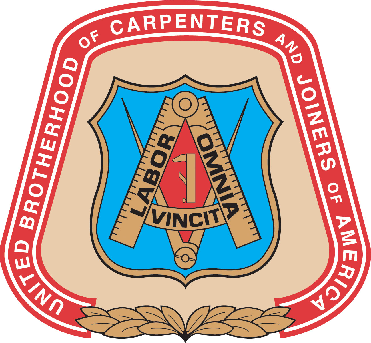 The Ubc Emblem United Brotherhood Of Carpenters