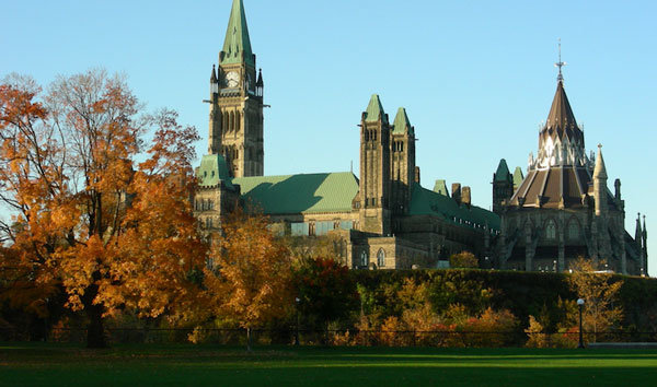 Ottawa UBC Members Jump Into Action During Parliament