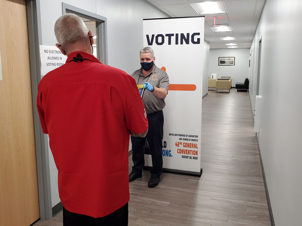 North Atlantic Voting