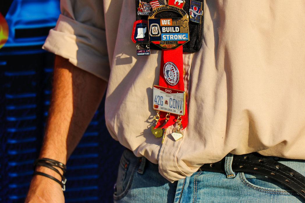 IKO Badge